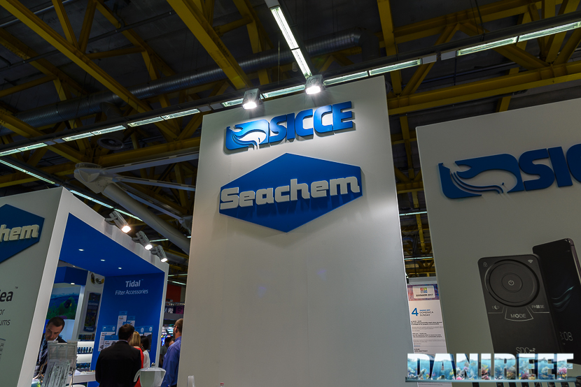 sicce seachem zoomark 2017