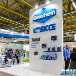 Zoomark 2017: SDC pumps at Sicce and Seachem booth