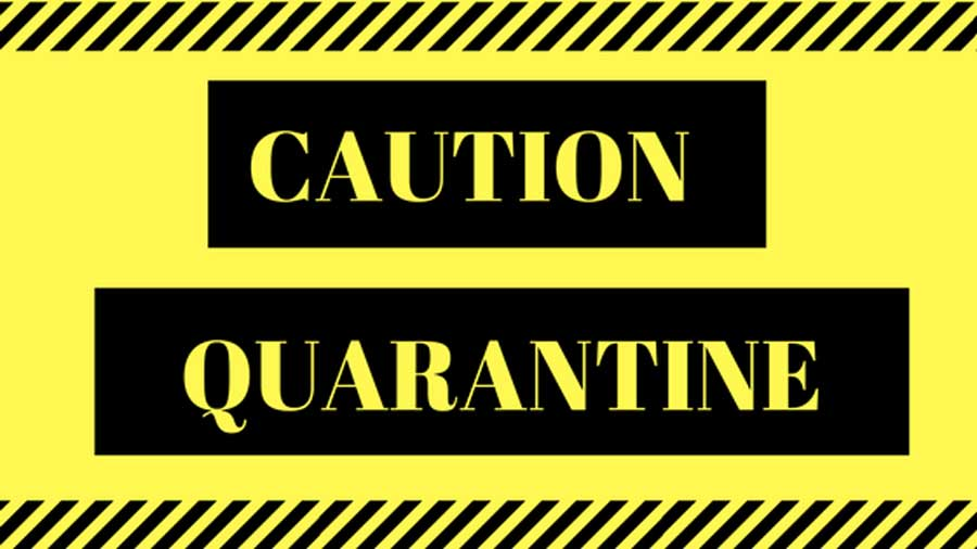 quarantine fails caution why been ve sometimes advocate always