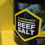 MACNA 2017: LiveAquaria Professional Reef Salt