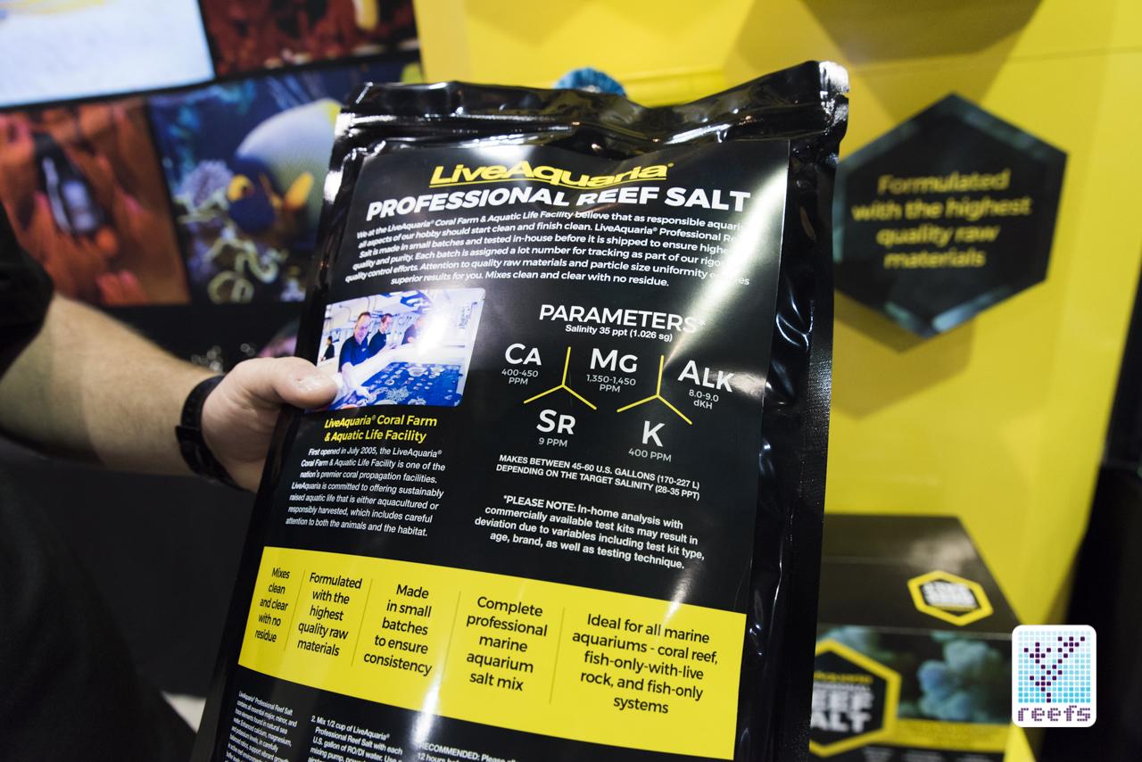 LiveAquaria Reef Salt
