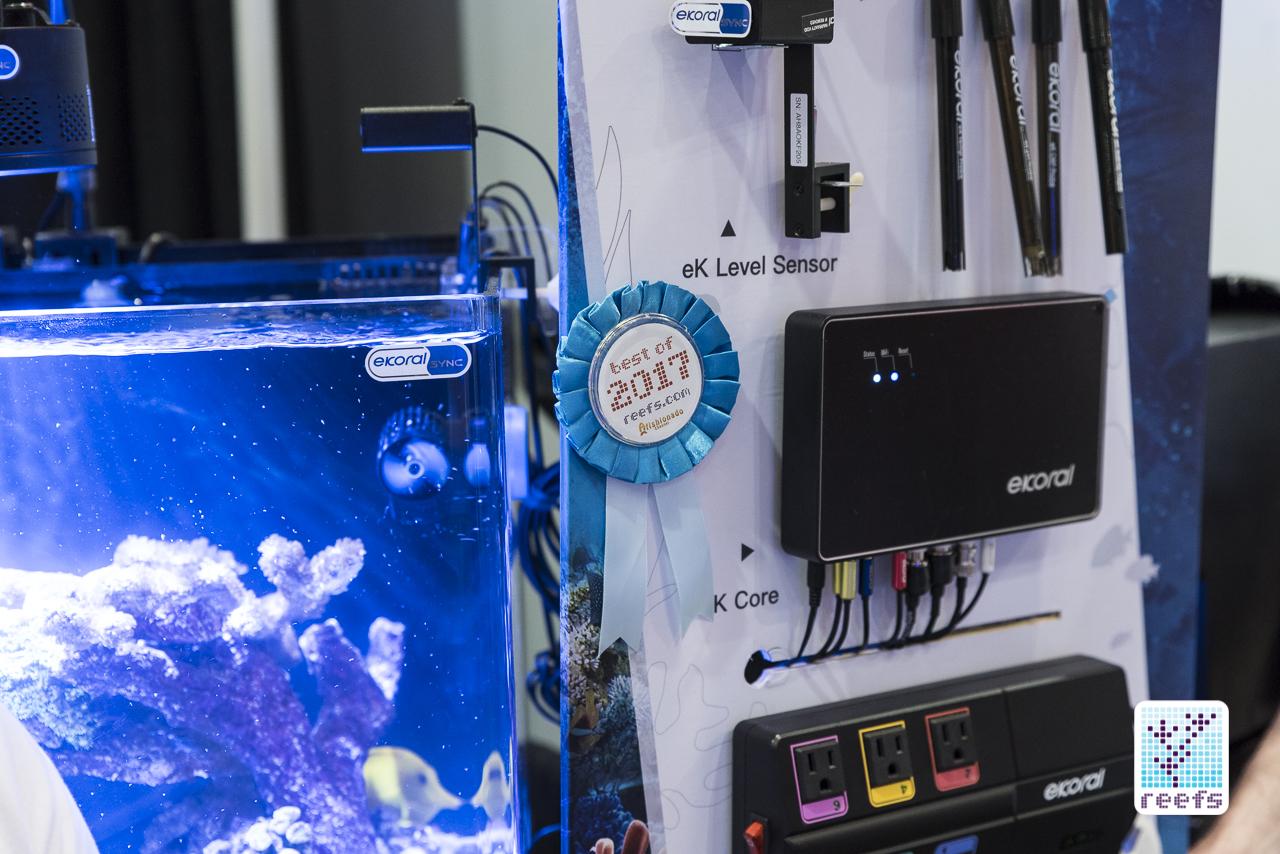 EKoral Aquarium Controller