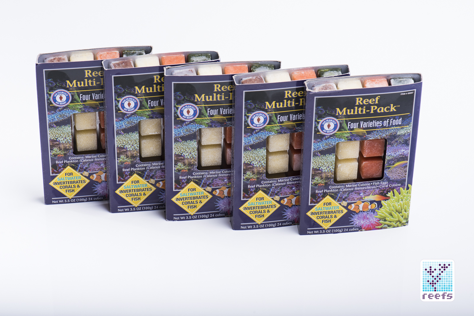 San Francisco Bay Brand Reef Multi-Pack