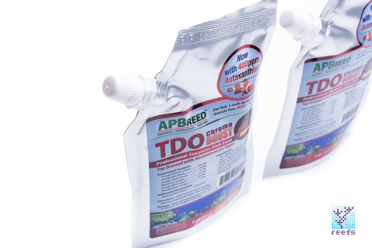 Reef Nutrition APBreed TDO Chroma BOOST