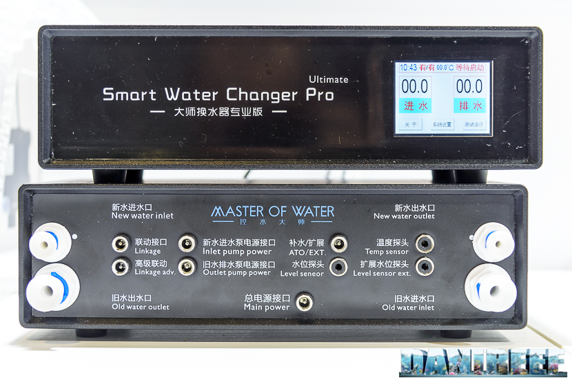 smart reef automatic water changer