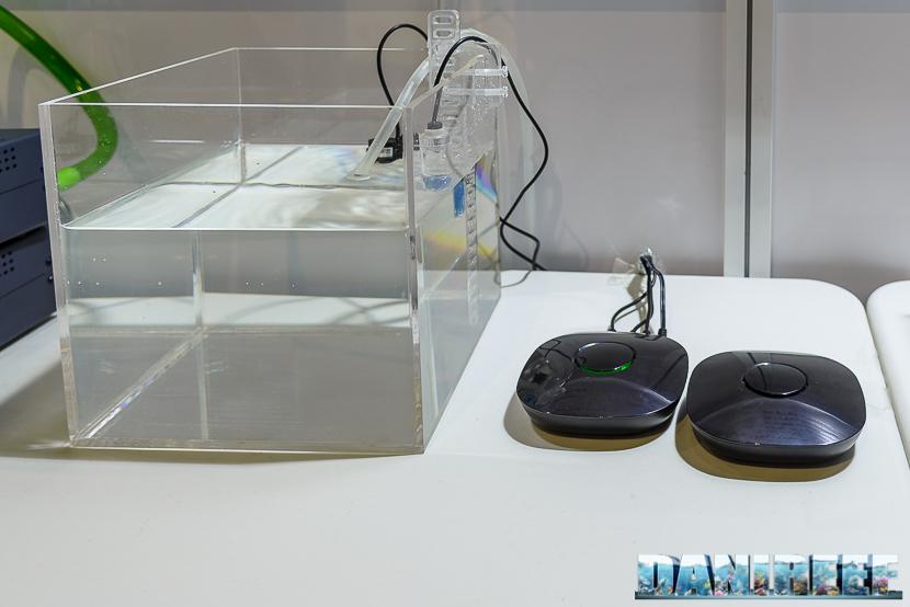 smart reefs water change device