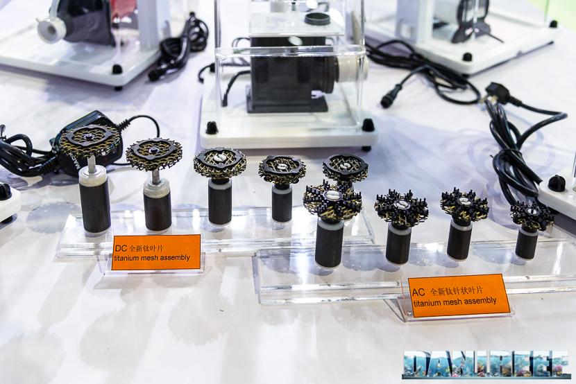 macro aqua titanium impellers