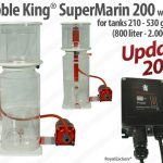 Royal Exclusiv Bubble King SuperMarin 200 Skimmer