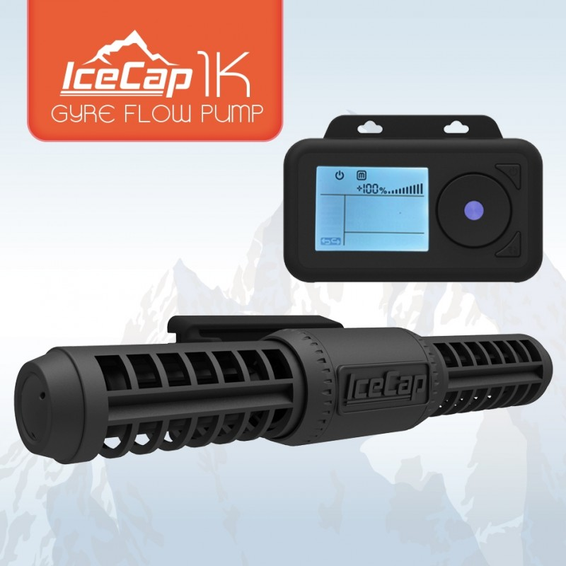 icecap 1k gyre pump