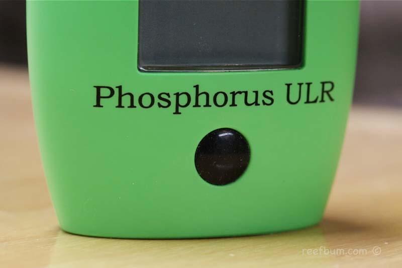 hanna phosphorus ulr