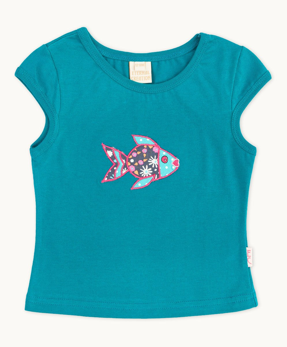 fish shirt eternal creation