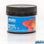 Vitalis Marine Pellets – Balanced Feed with Astaxanthin