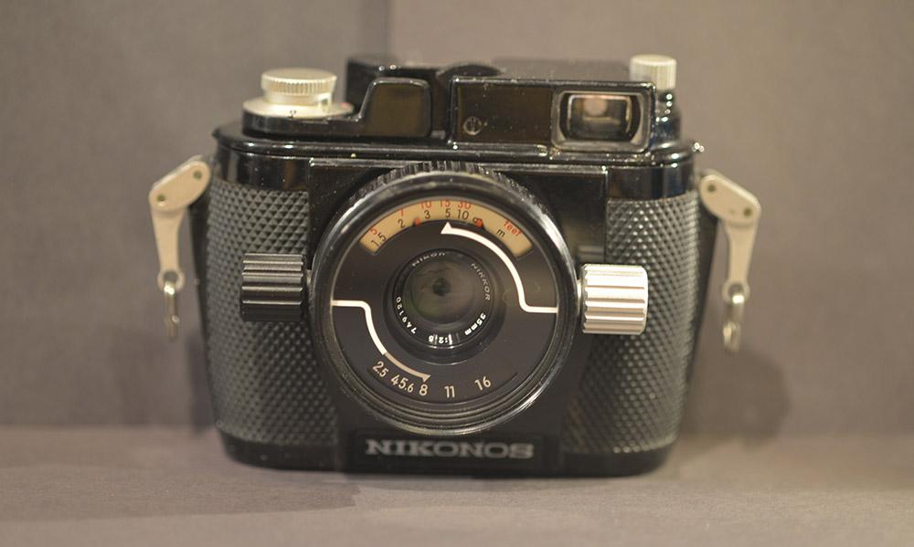 Nikonos 1 camera