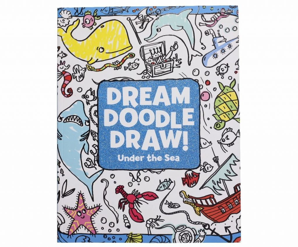 dream doodle draw under the sea