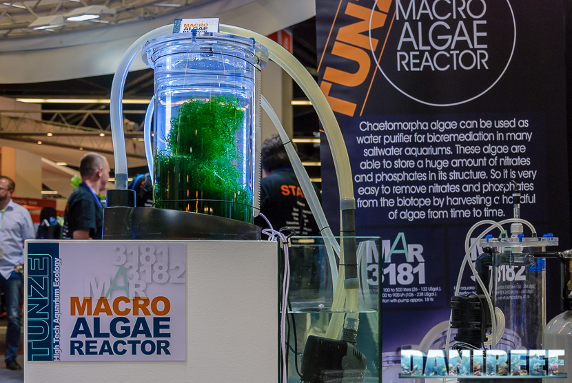 tunze algae reactor