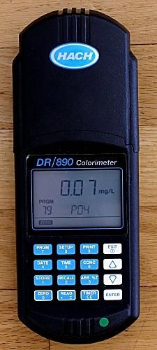 Hach DR/890 Colorimeter