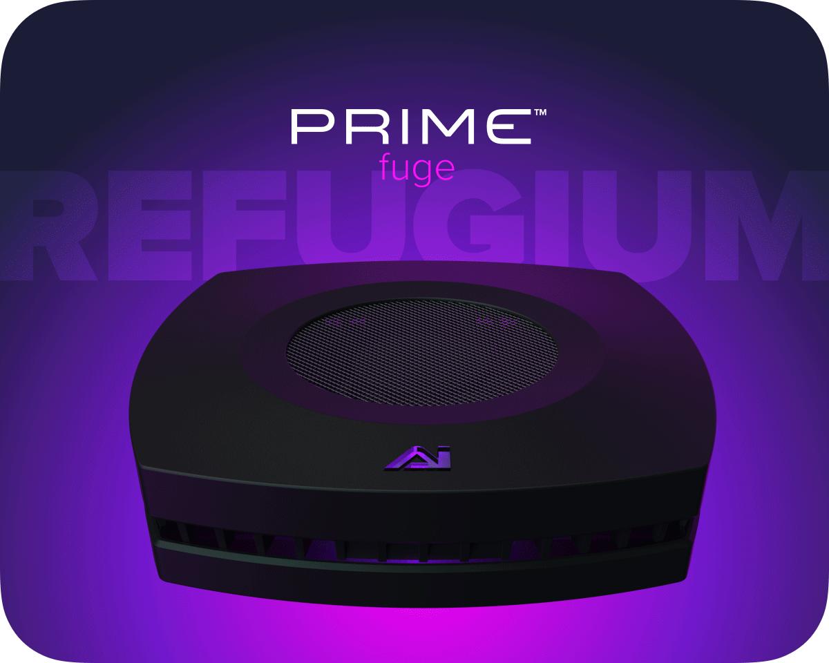 Aqua Illumination Prime Fuge