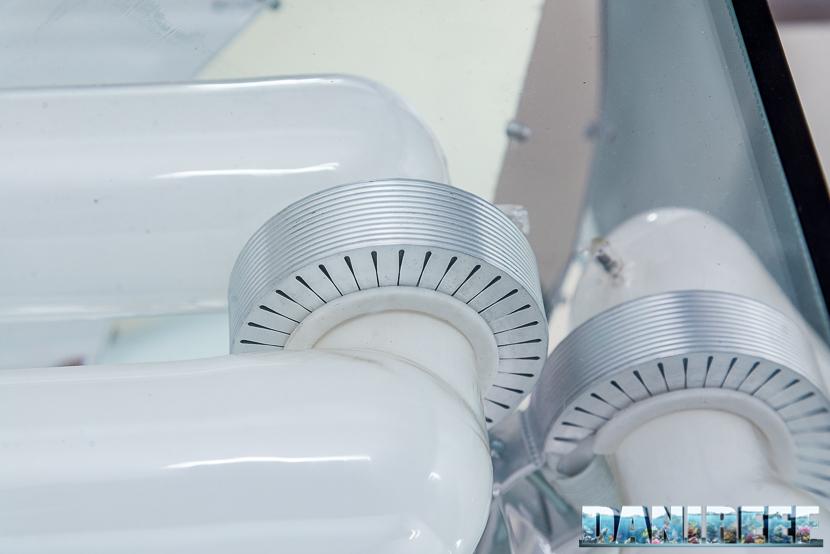 H.V. Innovation induction lamp