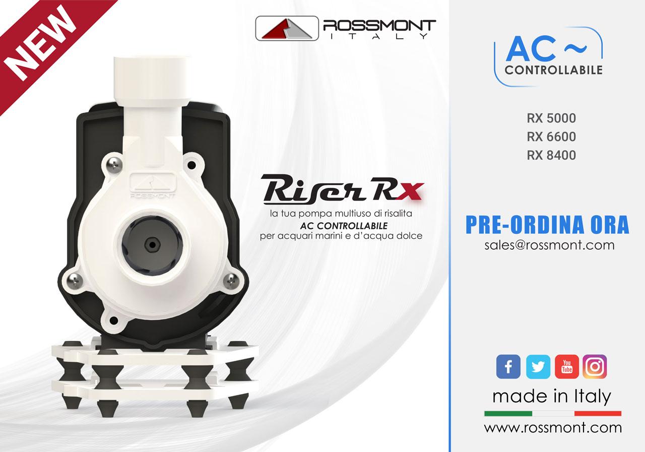 rossmont riser return pump