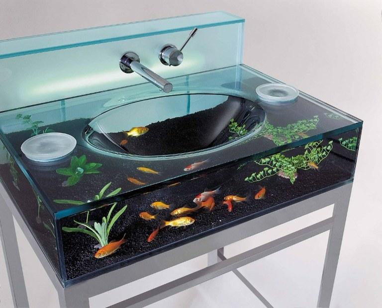 $4500 Aquarium Sink