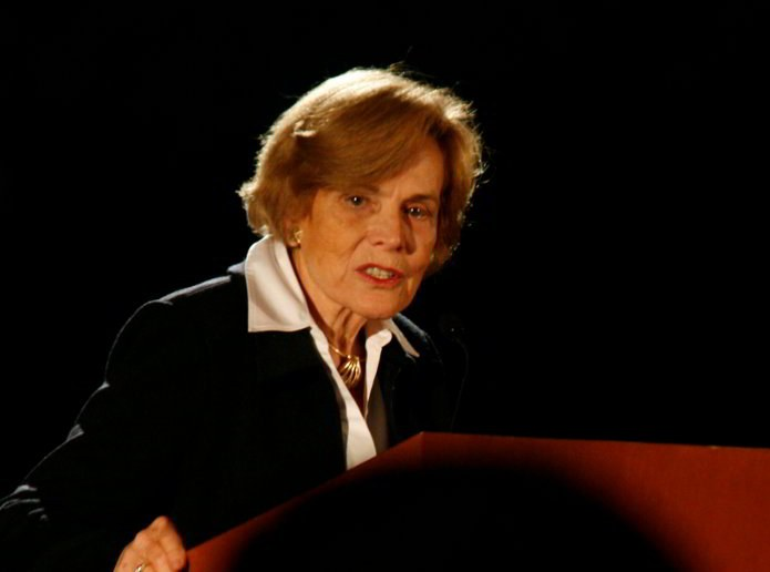 Sylvia Earle's 2009 TED Prize Talk on Saving the World's Oceans