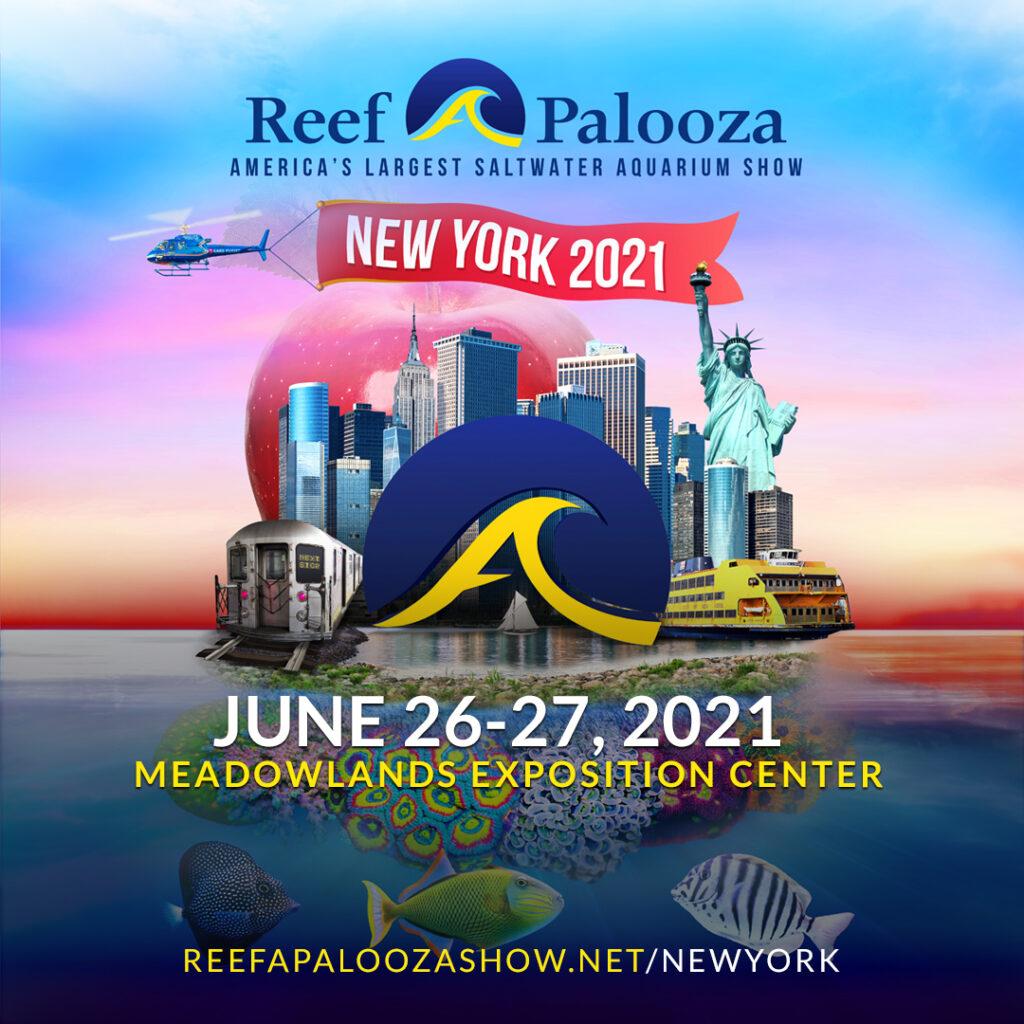 Reef-A-Palooza Meadowlands Update